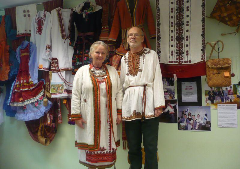 Anu ja Juha Väliaho on misjonilähetuse järel Venemaal alustanud koguduse rajamist Sauele. erakogu