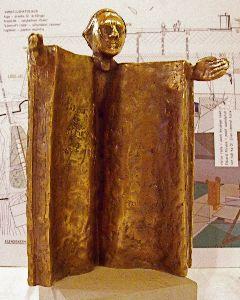 kavandatav Eduard Ahrensi monument. Arhiiv