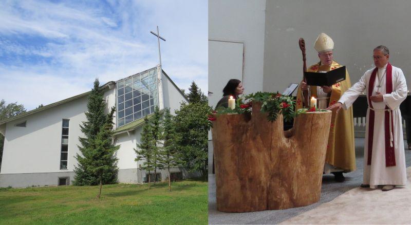 Harkujärve kirik teeb sügava kummarduse Aino Järvesoole
