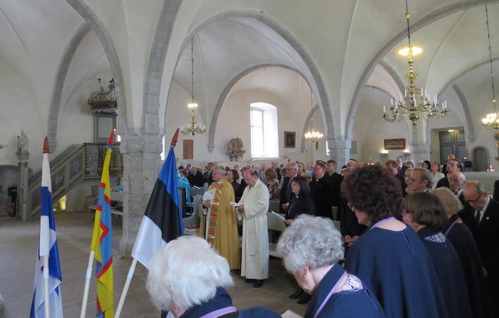 Veerand sajandit soome- keelset Jumala teenimist Eestis