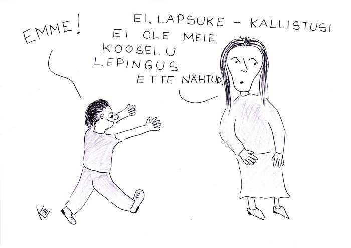 Kellel on Eestis hea elada (?)